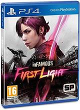 Poza Infamous First Light Ps4