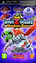 Invizimals Shadow Zone Psp
