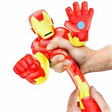 Iron Man (Marvel) Heroes Of Goo Jit Zu Figure
