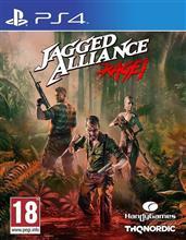 Jagged Alliance Rage Ps4