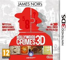 James Noir Hollywood Crimes Nintendo 3Ds
