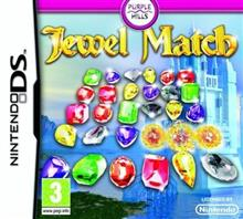Jewel Match Nintendo Ds