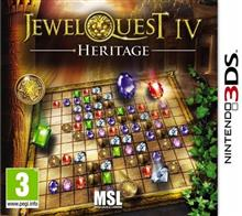 Jewel Quest Iv Heritage Nintendo 3Ds