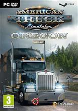 Joc American Truck Simulator Oregon Add On Pc