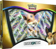 Joc Carti Pokemon Eevee Gx Box