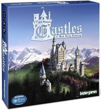 Joc Castles Of Mad King Ludwig Board Game