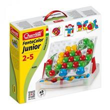 Joc Creativitate Si Indemanare Quercetti Fantacolor Junior Joc Mozaic Cu Imagini 48 Piese
