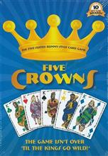 Joc De Carti Five Crowns Card Game