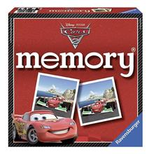 Joc De Memorie Ravensburger Card Game Memory Disney Cars 2