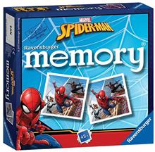 Joc De Memorie Ravensburger Card Game Memory Spiderman