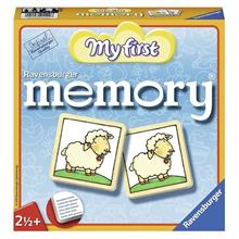 Joc De Memorie Ravensburger Game Memory My First Memory