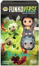 Joc De Societate Funko Games Pop! Funkoverse: Rick And Morty Expandalone English Board Game