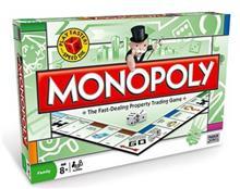 Imagine indisponibila pentru Joc De Societate Monopoly Ro