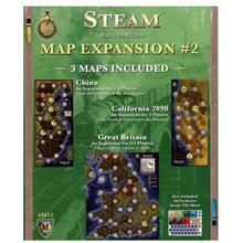 Joc De Societate Steam Rails To Riches Map Expansion 2