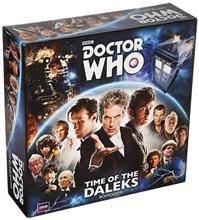 Joc Doctor Who Time Of The Daleks Board Game