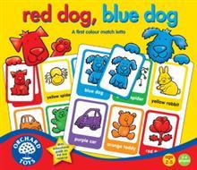 Joc Educativ Loto - Catelusul Rosu Catelusul Albastru - Orchard Toys (044)