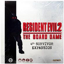 Joc Extensie Resident Evil 2: The Board Game 4Th Survivor Expansion