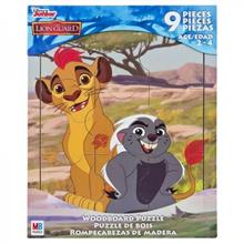 Joc Giochi Preziosi Woodboard Puzzle The Lion Guard