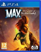 Joc Max The Curse Of Brotherhood Ps4