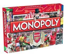 Joc Monopoly Arsenal Football Boardgame