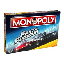 Joc Monopoly Fast & Furious Edition