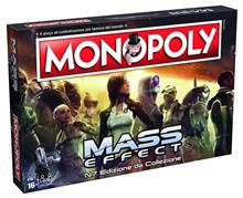 Joc Monopoly Mass Effect