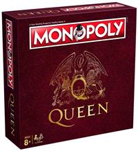 Joc Monopoly Queen Edition Board Game