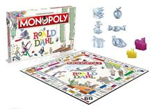 Joc Monopoly Roald Dahl