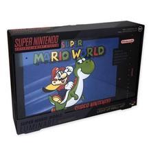 Joc Nintendo Super Mario World Luminart