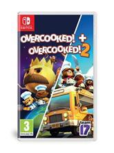 Joc Overcooked And Overcooked 2 Nintendo Switch Game