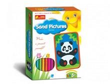 Joc Pentru Copii Pictura In Nisip Panda Ranok