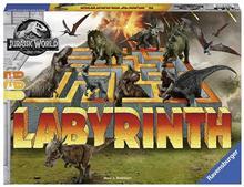 Joc Ravensburger Jurassic World Labyrinth The Moving Maze Game