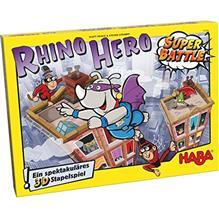 Joc Rhino Hero Super Battle
