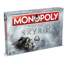 Joc Skyrim Monopoly Board Game