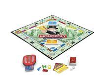 Joc Societate Hasbro - Monopoly Banca Electronica - A74444