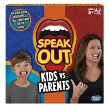 Joc Speak Out Parents Vs Kids