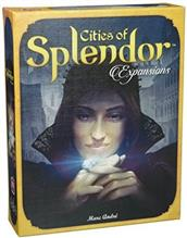 Joc Splendor: Cities Of Splendor Expansion