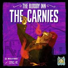 Joc The Bloody Inn The Carnies Expansion