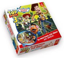 Joc Trefl Tridimensional Toy Story+Puzzle