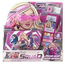 Jucarie Barbie Spy Squad Secret Agent Beauty Tote And Spy Gear