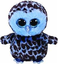 Jucarie De Plus Ty Beanie Boo Yago Owl Blue