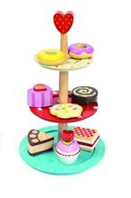 Jucarie Honeybake Tv283 Cake Stand Set