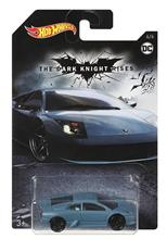 Jucarie Hot Wheels Dc The Dark Knight Rises Lamborghini Murcielago 6/6