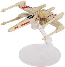 Jucarie Hot Wheels Star Wars Starships X-Wing Fighter Red Five imagine