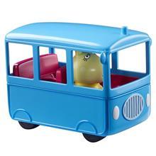 Jucarie Peppa Pig Vehicle School Bus