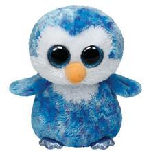 Jucarie Plus Meteor Baby Pinguin Albastru 15 Cm