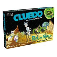 Jucarie Rick & Morty Cluedo