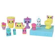 Jucarie Shopkins Happy Places Decorator Pack Puppy Parlour