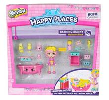 Jucarie Shopkins Happy Places Welcome Pack