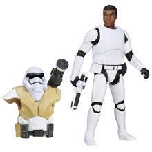 Jucarie Star Wars The Force Awakens Desert Mission Armor Finn